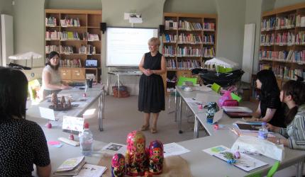 2.スクラップストア、フォレストスクール、幼児施設での実習